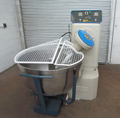 MAHOT Model 1020 Fork Mixer Removable Stainless Steel Bowl - Remanufactured