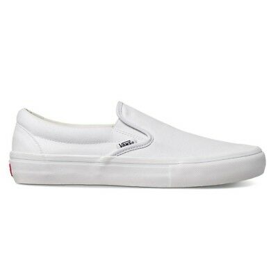 Vans - Allen Slip On Pro Mens Shoes White