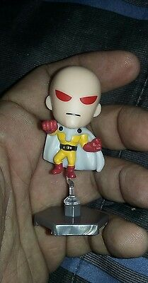 One Punch Man zag toys Original Minis Saitama punching rare