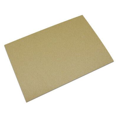 A5 80gsm-400gsm Brown Kraft Card Paper Craft Recycled Eco Home&Office Paper