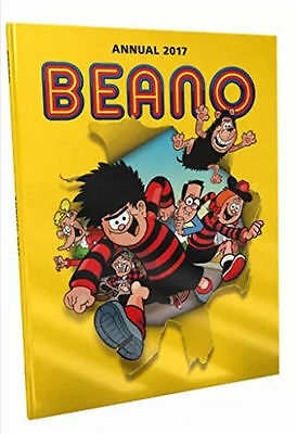 NEW The Beano Annual 2017 Annuals 2017 (Hardback)