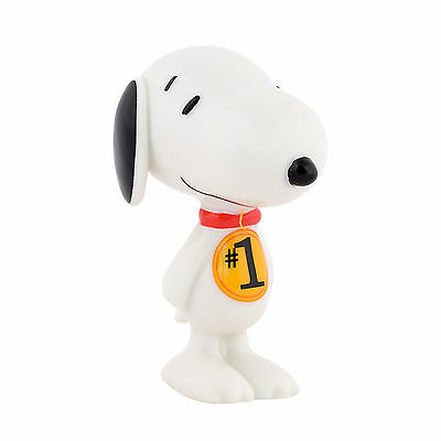 Snoopy by Design Number 1 Fan Peanuts Figure