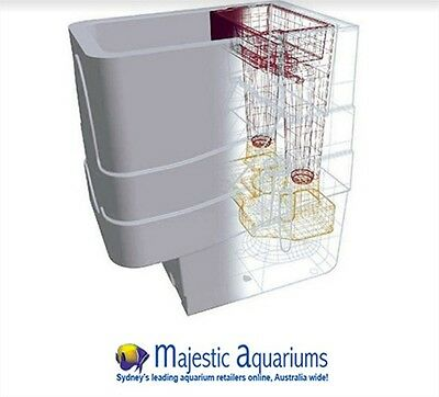 Evolution Aqua Gravity Fed Cetus Sieve 300 Micron Screen 18 000 LPH.