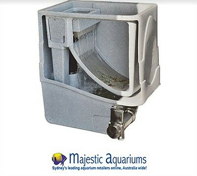 Evolution Aqua Pump Fed Cetus Sieve 300 Micron Screen 18 000 LPH.