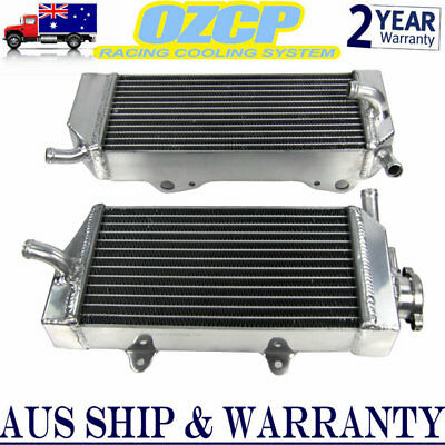 Aluminum Radiator For Honda Crf450X 2005-2015 2006