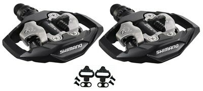 Shimano PD-M530 SPD Mountain Bike Pedal - Black MTB Pedals with Cleats