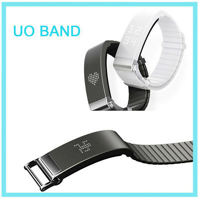 SK UO Band SMART Band Heart Rate,Sleep Time Monitor Smart Alert(Choose1) 2 Color