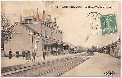 21-Montbard-N°361-D/0187