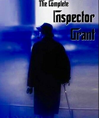 Inspector Grant Mysteries Audio Book Collection 1 x MP 3 CD talking books