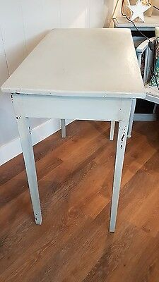 vintage painted hall table / dressing table ***SOLD***