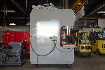"""150 Ton Pacific 150PDF11 C Frame Hydraulic Press 38"""" x 24""""  Metal Forming Punch"""