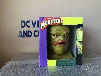 Creature From The Black Lagoon Don Post Calendar Mask Reissue Verison B With Box
