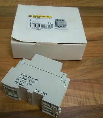 Square D Contactor (Schneider) 2P  40A  Part Number CCN 240