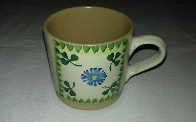 Nicholas Mosse Pottery small mug Never Used Fully stamped