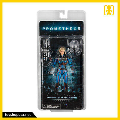 """Prometheus Series 4 The Lost Wave Meredith Vickers 7"""" Deluxe Action Figure Neca"""