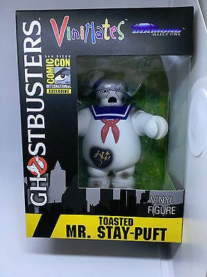 SDCC LE 2000 ViniMates Mr Stay-Puft Ghost Buster Vinyl Figure Diamond Select Toy