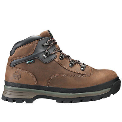 TIMBERLAND PRO BROWN Leather CRUISEMAX RIGGER Boots Work Outdoor Size UK 7 48291