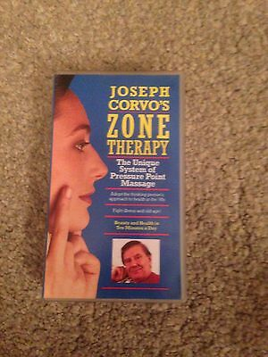 joseph corvos zone therapy pressure point massage