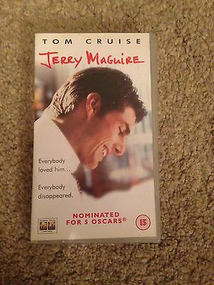 jerry macguire tom cruise vhs