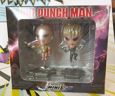 One-Punch Man Figure 2-pack Original Minis Anime Loot Crate New in Box (sealed)