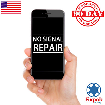 iphone 6 & 6 plus NO SERVICE Signal JUST SEARCHING NOT WORKING REPAIR SERVICE