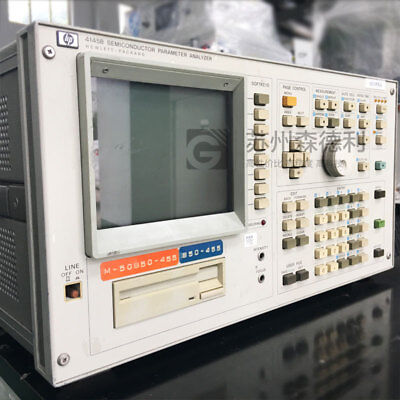 USED HP 4145B Semiconductor Parameter Analyzer