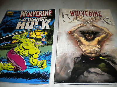 Lot of 20 Marvel Wolverine Comics, Including 2 TPB • $21.95
