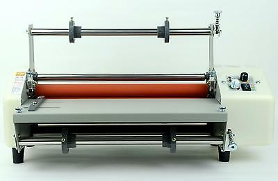 "2017 NEW 13"" Laminator Four Rollers Roll Laminating Machine Hottest 8350T  U"