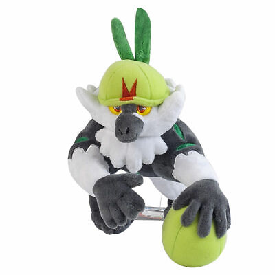 Pokemon Center Plush Doll Passimian Figure Stuffed Animal 10 inch Toy Gift