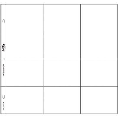 NEW Project Life Photo Pocket Pages 12 pack Design B