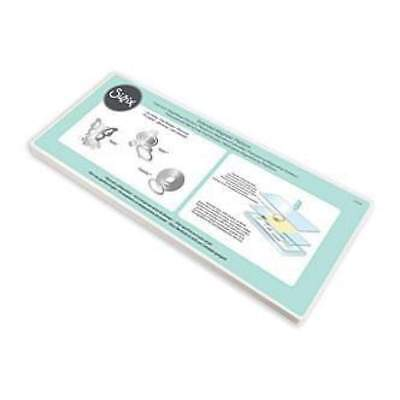 NEW Sizzix Wafer-Thin Dies Extended Magnetic Platform 14.5In. X6in.