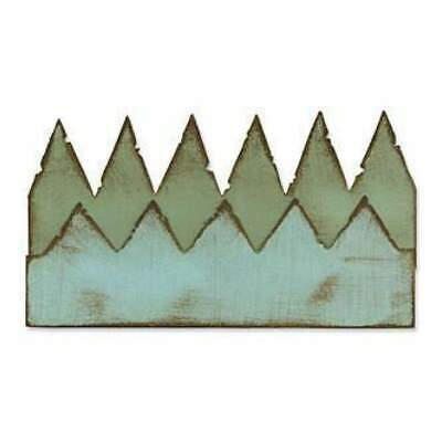NEW Tim Holtz Alterations Sizzix On The Edge Die - Pennants