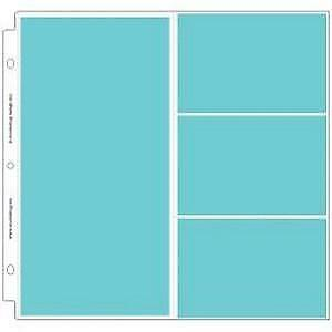 NEW Doodlebug Page Protectors 12In.X12in. 25 Pack