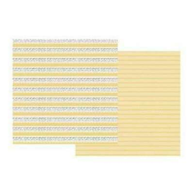 NEW Lily Bee Design - Persnickety - Huffy 12X12 D/Sided Paper  (Pack Of 10)
