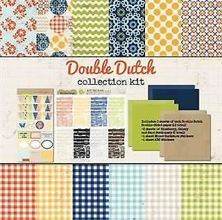 NEW Lily Bee Design - Double Dutch - Collection Pack