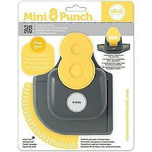 NEW We R Memory Keepers - Mini 8 Punch - Loop