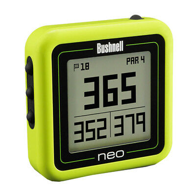NEW Bushnell Neo Ghost GPS Green