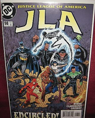 JLA #98 DC COMIC 1997 series NM