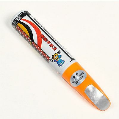 MOT Auto Car Touch Up Scratch Clear Repair Fix It Pro Pen Titanium silver Color