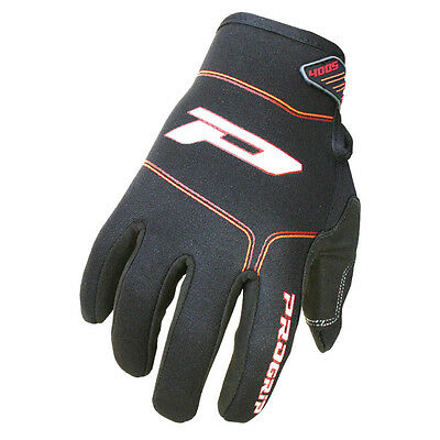 Progrip 4005 Superflex Neoprene Motocross MX Enduro Trail Riding Gloves