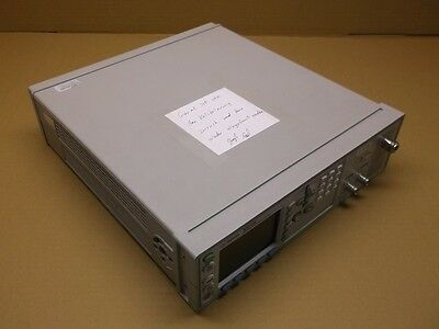 Agilent N4010A Wireless connectivity tester, 2,4GHz WLAN, I/O test, OVP fehlt