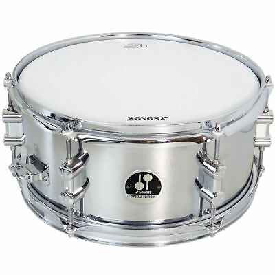"Sonor 12"" x 5,75"" Special Edition Snare Stahl"