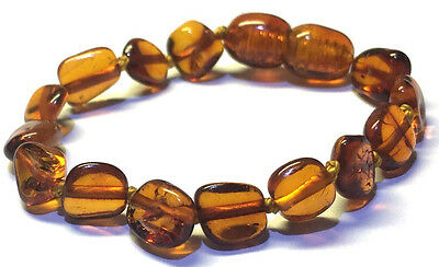 Genuine Amber Bracelet Anklet For Baby Size 11Cm – 17Cm Uk Distributor