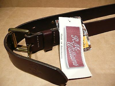 Lovely Rm R M  Williams Belt Equestrian Sydney 2000 Olympics 34/86