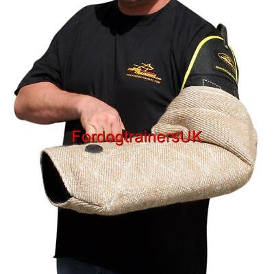 Police Dog Training Bite Sleeve | Intermediate Bite Sleeve for Work of Young Dog