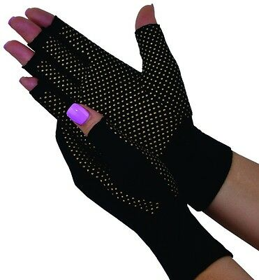 Arthritis Gloves Compression Support Hand Magnetic Relief Carpal Tunnel Pain