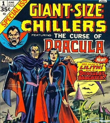 DRACULA COLLECTED COMICS ON DVD Vintage UK & US Comic & Annual Collection DVD