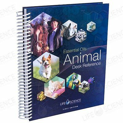 Essential Oils Animal Desk Reference 1st Edition by LSP Hardcover, BRAND NEW