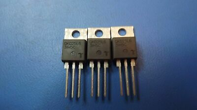 (3Pcs) Qk025L6Tp Littelfuse/teccor Triac Alternistor 1Kv 25A To220