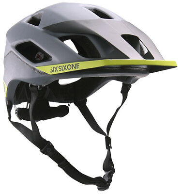 661 EVO AM Patrol Bike Helmet Matte Grey